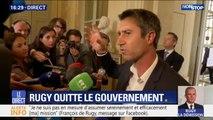 """François Ruffin (LFI): """"On n'avait pas un ministre en mesure d'affronter la catastrophe écologique, il n'est pas sûr que le suivant soit mieux"""""""