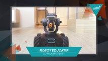 DJI présente le ROBOMASTER S1, un robot tank programmable !