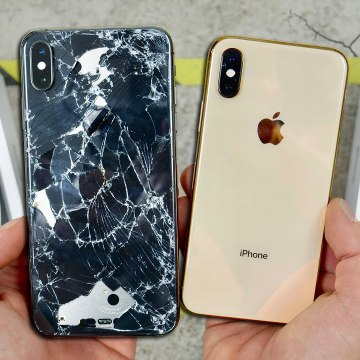 iPhone XS vs XS Max DROP Test- Worlds Strongest Glass-