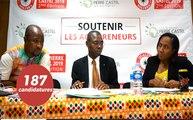Prix Pierre Castel de SOLIBRA : Formation au Pitch des 6 candidats retenus