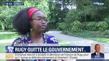 """Sibeth Nidaye: François de Rugy a considéré """"qu'il pouvait mettre en danger le collectif gouvernemental"""""""