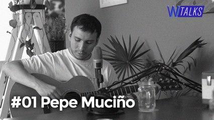 #01 WANZTalks   Pepe Muciño