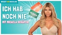 Was ist Micaela Schäfer richtig peinlich? - Ich habe noch nie gegen Ariel