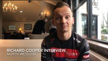 WATCH: BSB star Richard Cooper looks ahead to his North West 200 debut