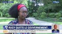 """Sibeth Ndiaye: """"Nous n'avons aucune indication tendant à démontrer que François de Rugy a commis des actes contraires à la justice"""""""