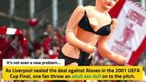 Scots Fans Behaving Badly