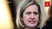 Amber Rudd criticised for calling Diane Abbott 'coloured woman' during BBC Radio interview