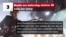 Live Music - Four Ways the Music Industry is Tackling Ticket Touts and Resale Sites