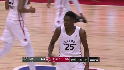 G League Alum Chris Boucher's Best 2019 NBA Summer League Plays
