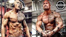 Dwayne Johnson - From 1 to 44 Years Old