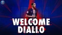 Bienvenue Abdou Diallo !