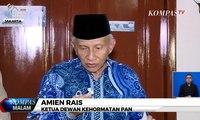 Amien Rais: Prabowo Cerita Isi Pertemuan dengan Jokowi