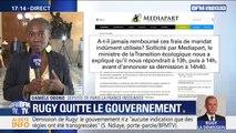 """Démission de François de Rugy: Danièle Obono (LFI) souhaite """"bon vent à la girouette"""""""