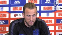 Harry Kane press conference