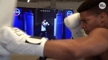 Bowflex and FightCamp are creating smart gyms