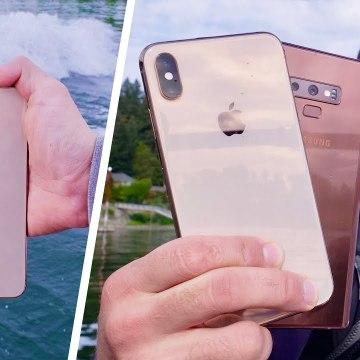 iPhone XS Water Test- Finally Waterproof-?