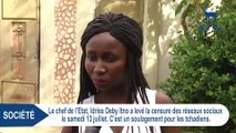 Réaction des Tchadiens à la levée de la censure sur les réseaux sociaux