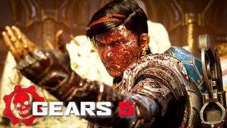Gears 5 -  Versus Tech Test Official Trailer