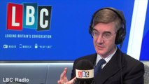 Jacob Rees-Mogg criticised for sharing speech by German far-right party AFD