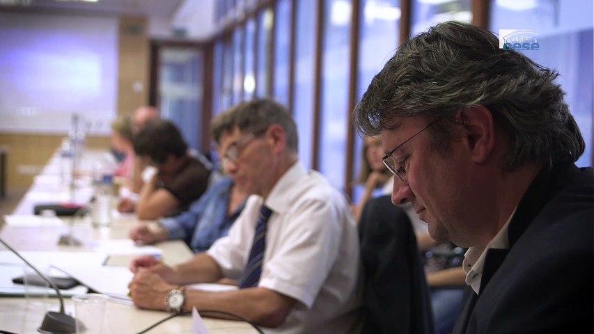 Questions à Gilbert FAVREAU (ADF) - Travail, emploi et mobilité - cese