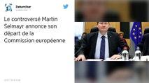 Commission européenne : Martin Selmayr, controversé secrétaire général, annonce son départ