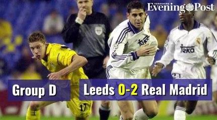 Leeds United Champions League