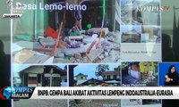 BNPB: Gempa Bali Akibat Aktivitas Lempeng Indoaustralia-Eurasia