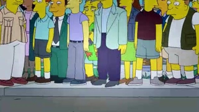 The Simpsons Season 24 Episode 11 The Changing of the Guardian