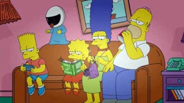 The Simpsons Season 24 Episode 14 Gorgeous Grampa
