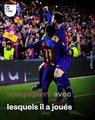 """Neymar : """"Messi est pour moi le meilleur joueur du monde"""""""