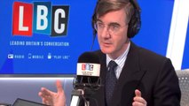 Jacob Rees-Mogg says he wouldn't vote against his sister