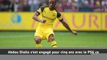Transferts - Abdou Diallo au PSG, c'est fait !