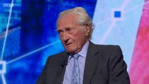 Micheal Heseltine says he would not vote Tory if a Brexiteer leads the party