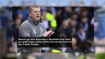 Football_PRE-MATCH Hearts v Celtic Scottish Cup Final