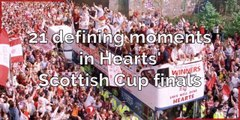 Football_21 Moments from Hearts' Scottish Cup Finals