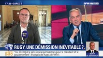 """Damien Abad: """"La démission de François de Rugy est une décision sage, responsable et qui était devenue inévitable"""""""