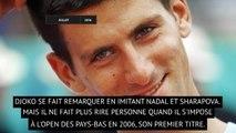 Wimbeldon - Novak Djokovic, d'insolent à titan