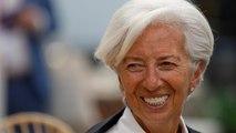 Lagarde pede demissão ao FMI