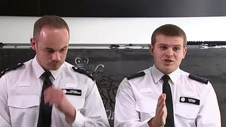 PC describes arriving at London Bridge attack scene