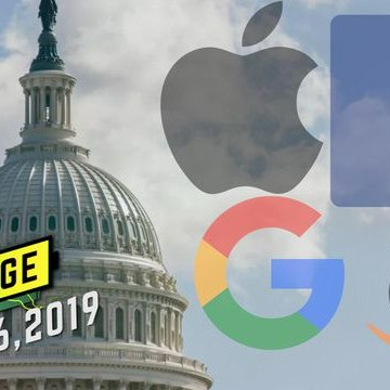 Should the government break up big tech? (The Daily Charge 7/16/2019)