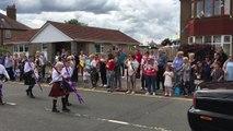 Grangemouth Children's Day 2019 Queen's Guards