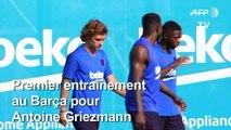 """Griezmann: """"Messi est l'image du football"""""""