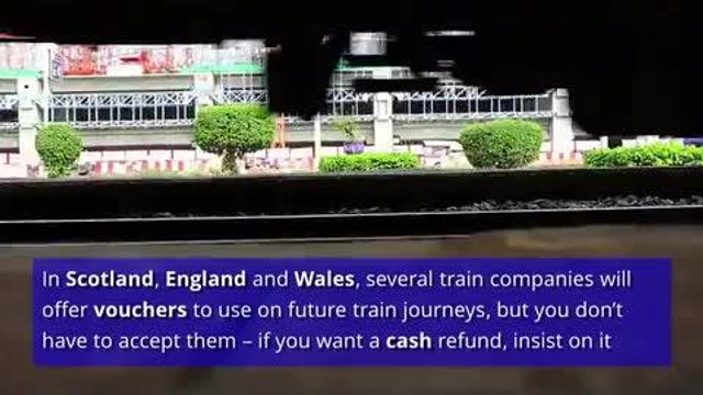 Train Delays - How to Claim for Compensation If Your Train is Delayed