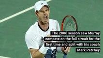 Andy Murray career factfile
