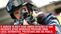 Police Scotland history