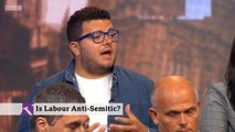 Labour anti-Semitism whistleblowers are 'a bunch of wimps' over mental health struggles, says Corbyn supporter on Victoria Derbyshire