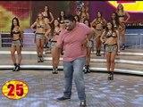 La danse de l'homme-chat (Brésil)