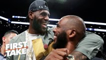 Chris Paul is a 'perfect fit' with LeBron & Anthony Davis on the Lakers – Max Kellerman _ First Take