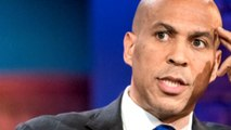 """Cory Booker: Voters don't think in terms of """"left or right"""""""