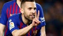 برشلونة على مشارف إنهاء صفقة بديل ألبا